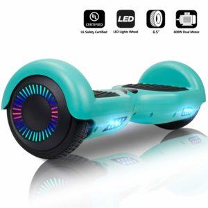"""6.5"""" Premium Hoverboard Bluewheel HX310s - Deutsche Qualitäts Marke - Kinder Sicherheitsmodus & App - Bluetooth Lautsprecher - Starker Dual Motor"""
