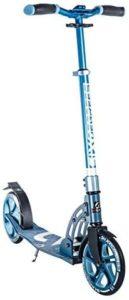 Six Degrees Aluminium Scooter - Tretroller, ABEC 7 Kugellager, für Kinder & Erwachsene, GS-geprüft, höhenverstellbar