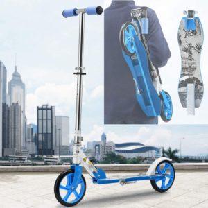 ArtSport Kinder Scooter mit Big Wheel Räder & Tragegurt - 4 Designs